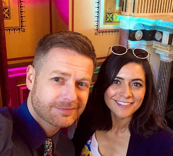 Lucy Verasamy- Daughter-Dating-Relationship